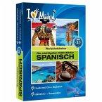 Die wichtigsten 1000 Wörter Spanisch, 2 Audio/mp3-CDs + Begleitheft