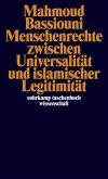 Menschenrechte zwischen Universalität und islamischer Legitimität (eBook, ePUB)