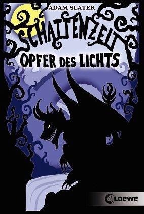 Buch-Reihe Schattenzeit von Adam Slater