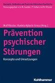 Prävention psychischer Störungen (eBook, ePUB)