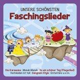 Unsere schönsten Faschingslieder, 1 Audio-CD