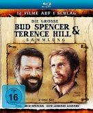Die große Bud Spencer & Terence Hill Sammlung Bluray Box