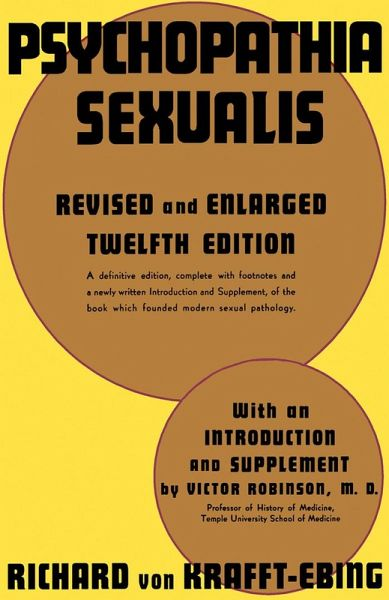Psychopathia sexualis book pdf