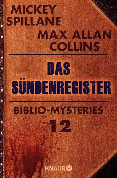 Das Sündenregister (eBook, ePUB) - Spillane, Mickey; Collins, Max Allan