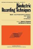 Bioelectric Recording Techniques (eBook, PDF)