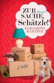 Zur Sache, Schätzle! / Pipeline Praetorius Bd.4 (eBook, ePUB)