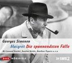 Maigret, Die spannendsten Fälle, 5 Audio-CDs