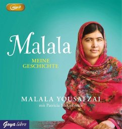 Malala. Meine Geschichte, 1 MP3-CD - Yousafzai, Malala; McCormick, Patricia
