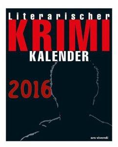 Literarischer Krimi-Kalender 2016