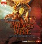 Die Prophezeiung der Drachen / Wings of Fire Bd.1 (MP3-CD)