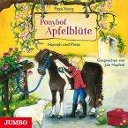 Hannah und Pinto / Ponyhof Apfelblüte Bd.4 (1 Audio-CD)