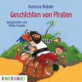 Geschichten von Piraten, Audio-CD