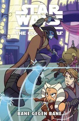 Buch-Reihe Star Wars - The Clone Wars (Comic zur TV-Serie)