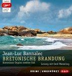 Bretonische Brandung / Kommissar Dupin Bd.2 (1 MP3-CDs)