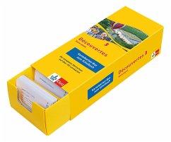 Découvertes Série jaune 3. Vokabel-Lernbox zum Schulbuch