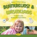 Blätterkunst & Wiesenklang, Audio-CD