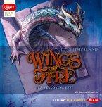 Das verlorene Erbe / Wings of Fire Bd.2 (MP3-CD)