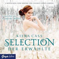 Der Erwählte / Selection Bd.3 (Audio-CD) - Cass, Kiera