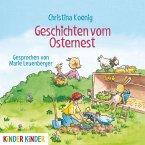 Geschichten vom Osternest, Audio-CD