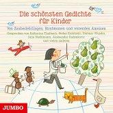 Die schönsten Gedichte für Kinder, Audio-CD