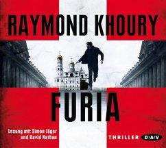 Furia / Sean Reilly Bd.1 (6 Audio-CDs) - Khoury, Raymond