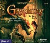 Im Bann des Greifen / Gryphony Bd.1 (3 Audio-CDs)