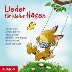 Lieder für kleine Hasen, Audio-CD