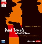 Paul Temple und der Fall Margo, 1 Audio-CD, 1 MP3
