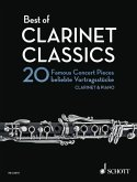 Best of Clarinet Classics, Klarinette u. Klavier, Partitur und Stimme