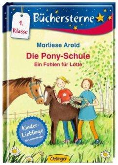 Ein Fohlen für Lotte / Die Pony-Schule Bd.2