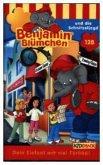 Benjamin Blümchen und die Schnitzeljagd, 1 Cassette
