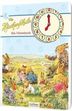 Die Häschenschule - Ein Uhrenbuch - Mühlhaus, Anne