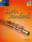 Latin Standards, Flöte, m. Audio-CD