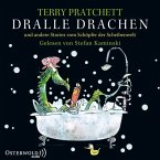 Dralle Drachen, 4 Audio-CDs