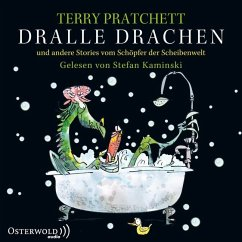 Dralle Drachen, 4 Audio-CDs - Pratchett, Terry