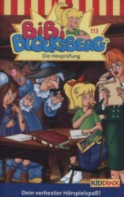 Bibi Blocksberg - Die Hexprüfung, 1 Cassette