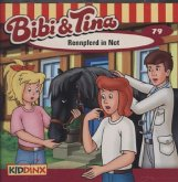 Rennpferd in Not / Bibi & Tina Bd.79 (1 Audio-CD)