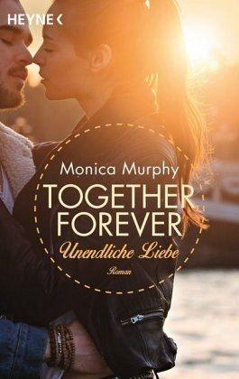 Buch-Reihe Together forever von Monica Murphy
