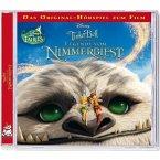 Disney Tinkerbell und die Legende vom Nimmerbiest, 1 Audio-CD