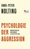Psychologie der Aggression (eBook, ePUB)