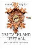 Deutschland überall (eBook, ePUB)