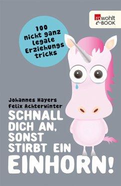 Schnall dich an, sonst stirbt ein Einhorn! (eBook, ePUB) - Achterwinter, Felix; Hayers, Johannes