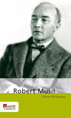 Robert Musil (eBook, ePUB) - Pfohlmann, Oliver