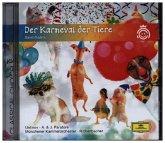Der Karneval der Tiere, 1 Audio-CD
