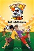 Duell im Fußballcamp / Fußball-Haie Bd.6 (eBook, ePUB)