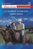 Cowboy Lessons (Mills & Boon American Romance) (eBook, ePUB)