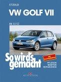 VW Golf VII ab 11/12 (eBook, ePUB)