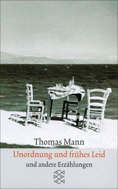 Unordnung und frühes Leid (eBook, ePUB) - Mann, Thomas