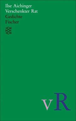 Verschenkter Rat (eBook, ePUB) - Aichinger, Ilse