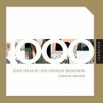 1000 Ideas by 100 Fashion Designers (eBook, PDF)